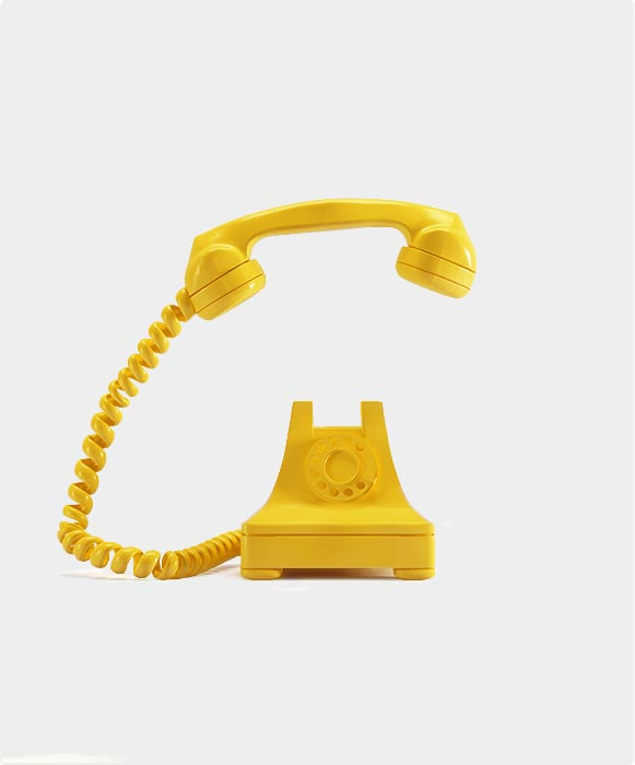 phone yellow