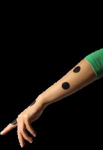Hand splitscreen omlaag