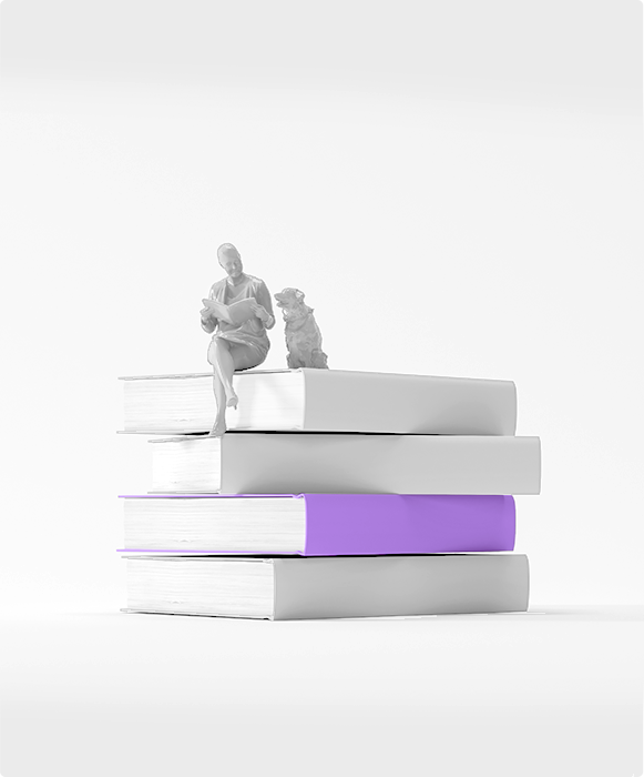 books_PURPLE